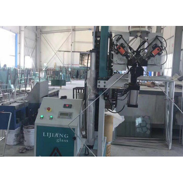 Desiccant Insulating Glass Molecular Sieve Filling Machine