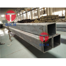 Seamless Rectangular Tube and Tubing