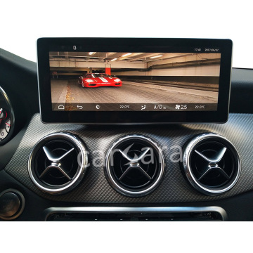 Benz CLA GLA A W176 üçün Android video monitor