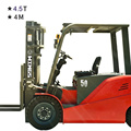 4.5 T Electric Forklift 4m