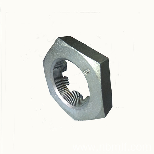 Fastener DIN 937 Castle Nut Or Slotted Nut