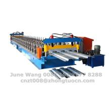 High precision 720 type steel floor deck roll forming machine