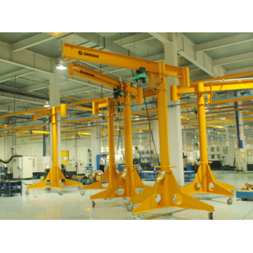 Column-mounted  Jib  Crane