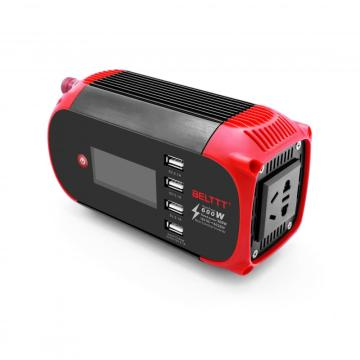 300W  Modified Sine Wave Multi-function Smart Inverter