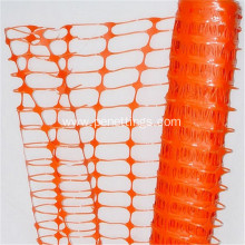 Snow Fence Orange Plastic Safety Net