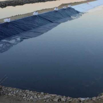 Durable and Strong HDPE Fish Pond Liner