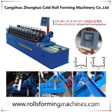 Roof Frame Profiles Making Machine