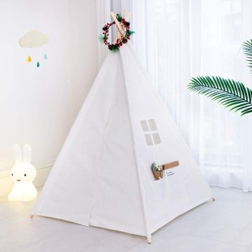 Cotton Canvas Children Tents for Girl and Boy