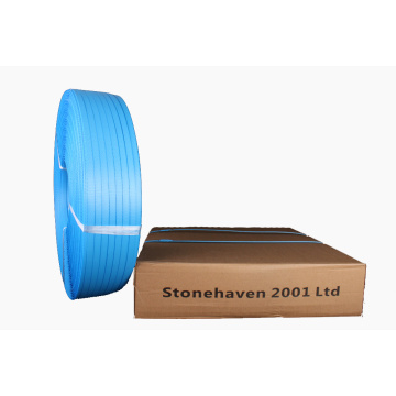New materials Blue pp strapping band