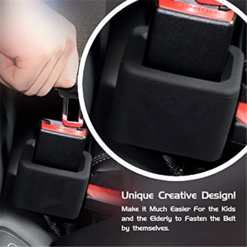 Car Seat Belt Buckle Holder Buckle Helper