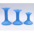 long stem glass votive candle holder sets