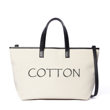 Eco Quality Printed Canvas Tote Bag with Logo
