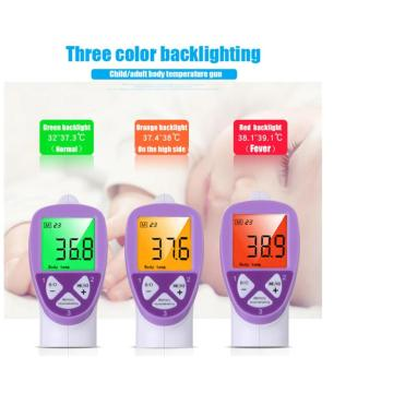 Non-Contact Electronic Thermometer Forehead Gun