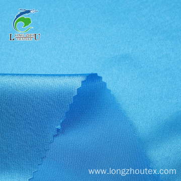 Back Crepe Satin PD Single Treatment Fabric