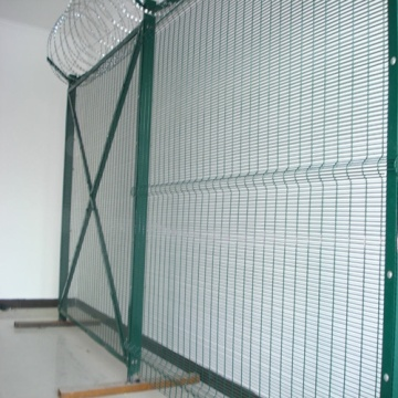 Guardrail 358 Anti Climbing Airport Fence