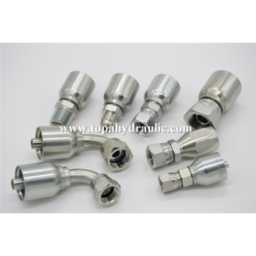 10343 High pressure hydraulic hoses and fittings