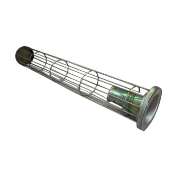 filter bag cages With Organic Silicon Spray Treatment