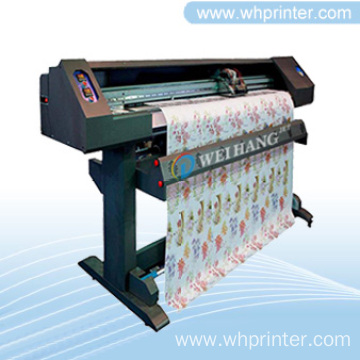 Digital Inkjet Printer for Synthetic Leather Rolls