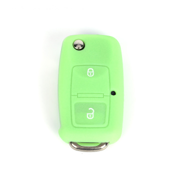 VW Silicone 2 Button Car key Case