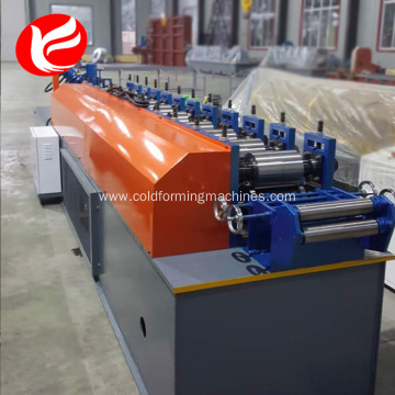 High quality steel door frame roll forming machine