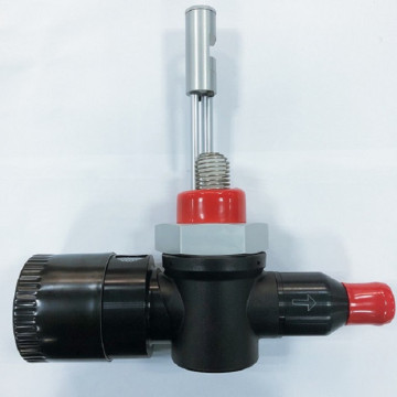 Fuel level Control Valve for non-pressuring