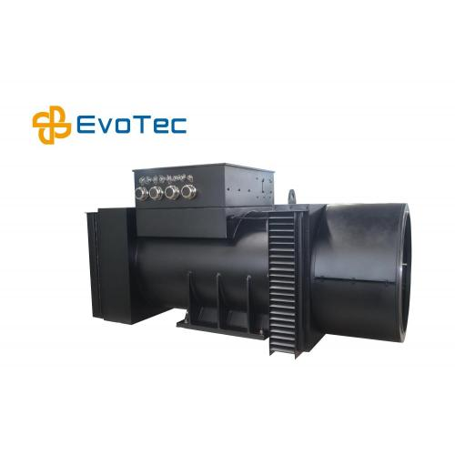 High Efficient Lower Voltage IP44 Generator