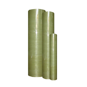 Fiberglass Products Round Tube Insulation Material
