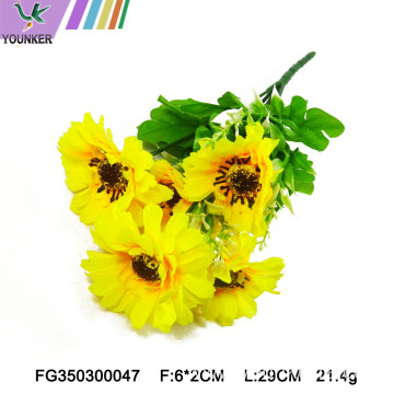 Artificial Flowers 2 Heads Events Table Decoration