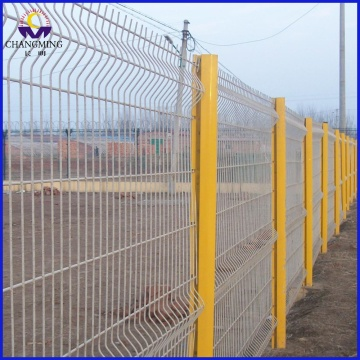 Curved Trellis Fence Panels