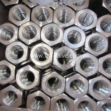 Carbon Steel and Stainless Steel Nut