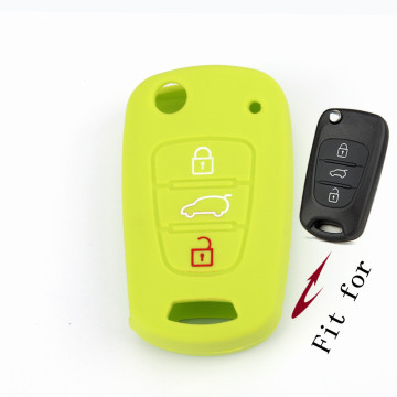 Car Key Cover Wallet For Kia Rio Ceed