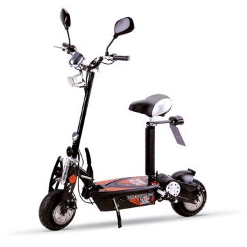 High-tensile Steel Electric Motor scooter