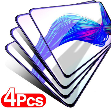 4Pcs Tempered Glass on For Samsung Galaxy A51 A50 A12 A11 A40 A70 A20e A30s A10 A71 A31 A21s M51 M21 M31s Screen Protector glass