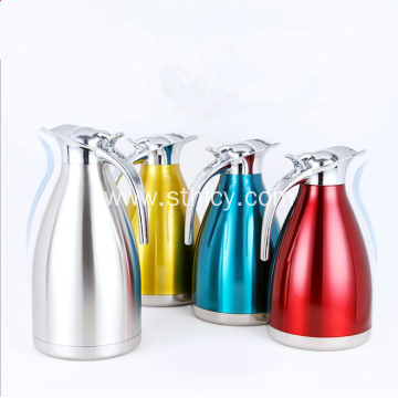 Stainless Steel Vacuum Heat Preservation Kettle