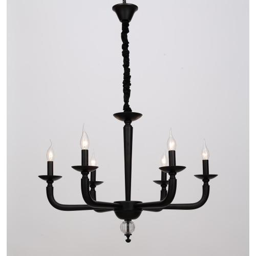 American Style Dining room Home Decorating Iron Chandelier
