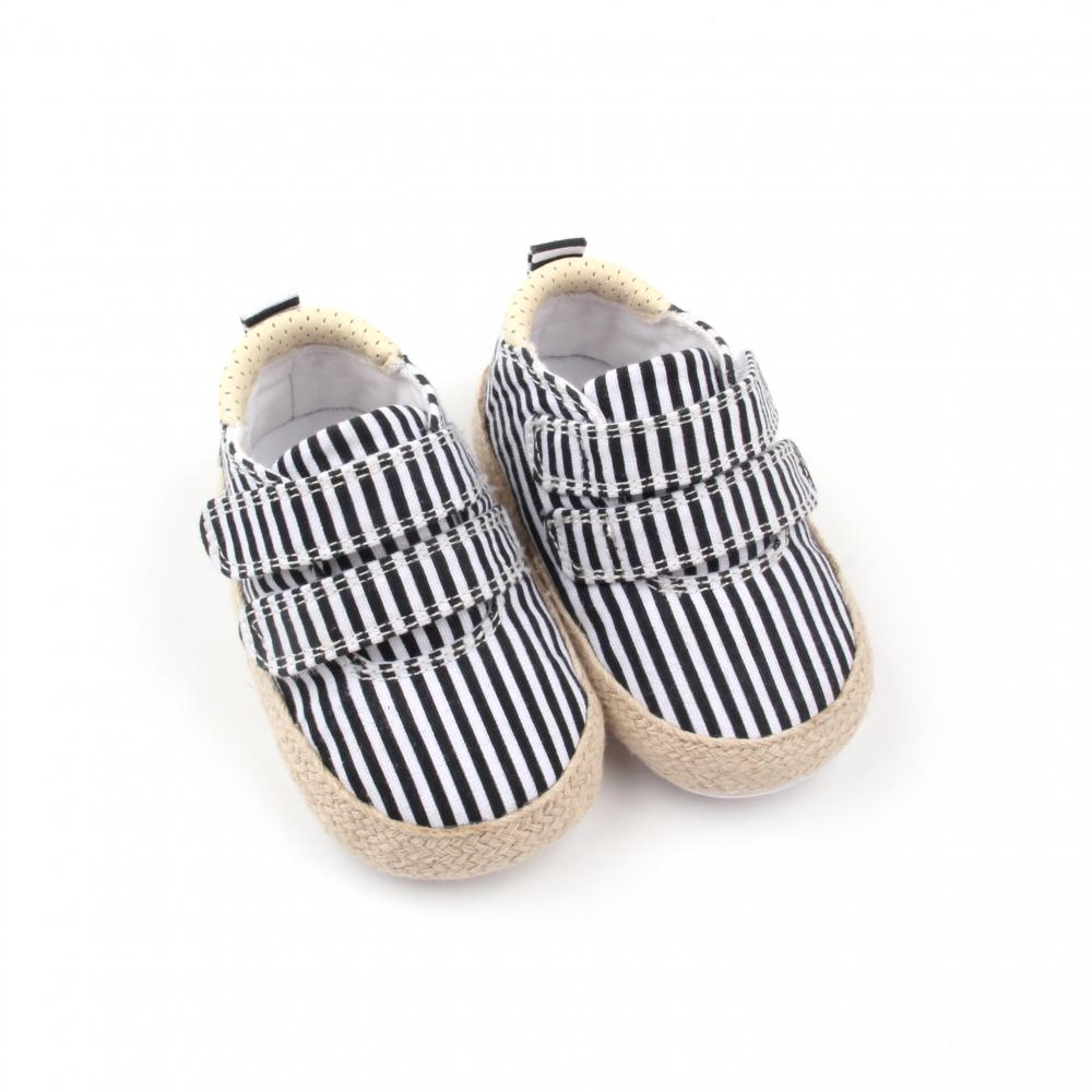 Stripe Skidproof Toddler Baby Casual Shoes