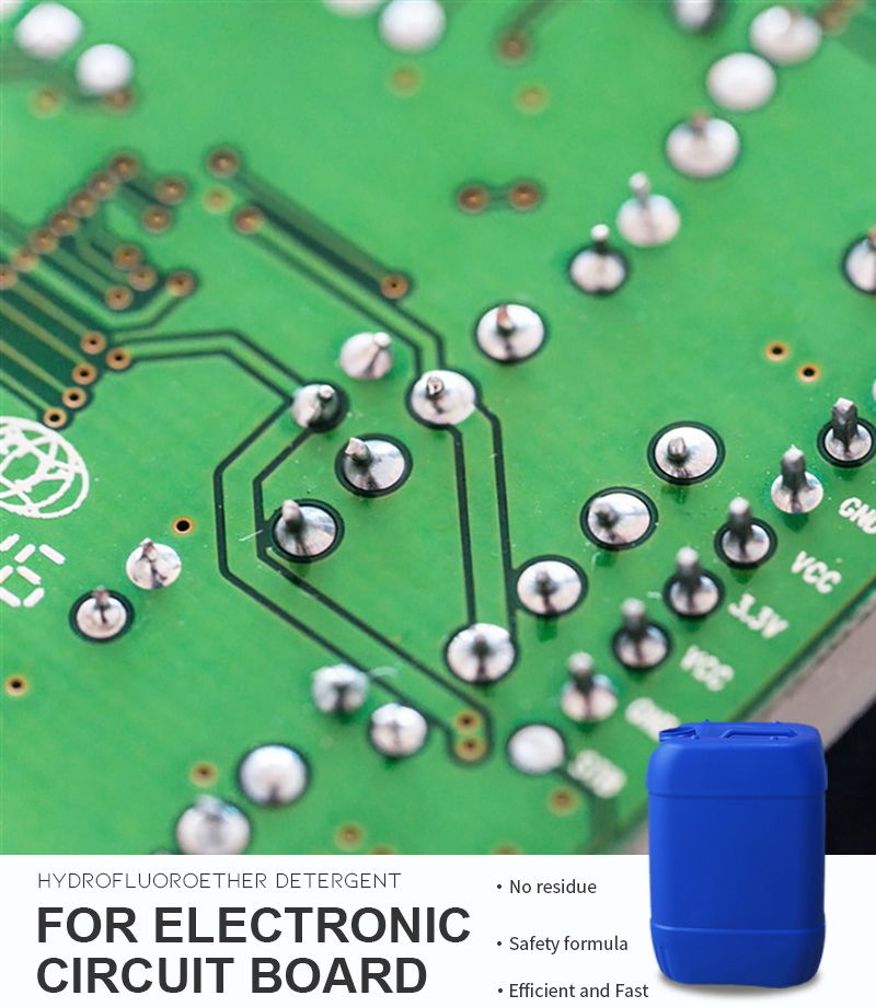electronic circuit board cleaning agent (8)