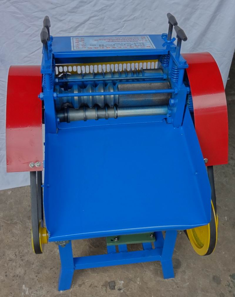 wire stripping machine