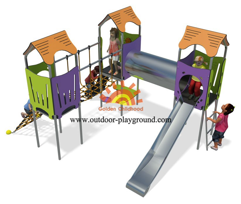 children's outdoor play structures