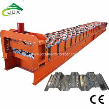 Floor Decking Sheet Roll Forming Machine