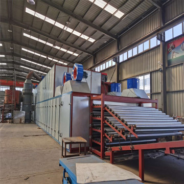 Veneer Roller Dryer in Plywood Production Line