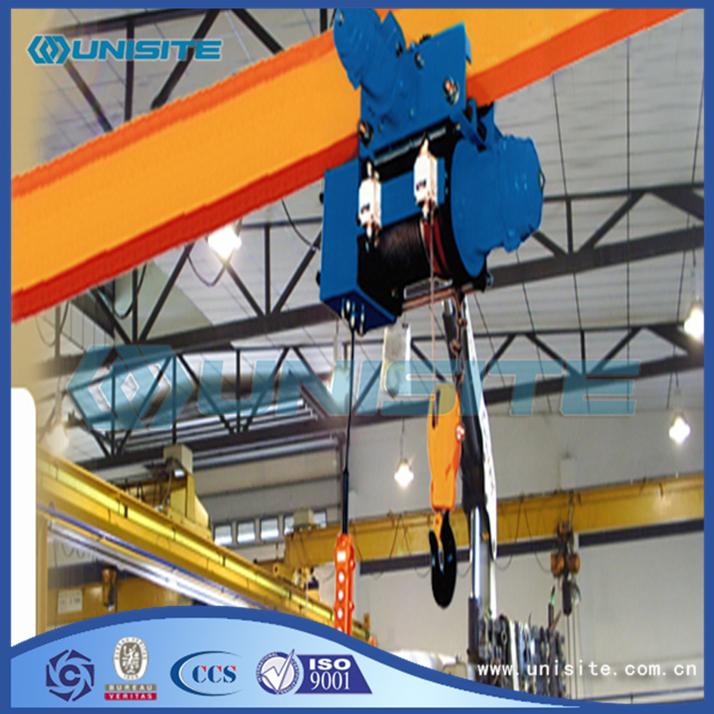 Hoisting Steel Equipment