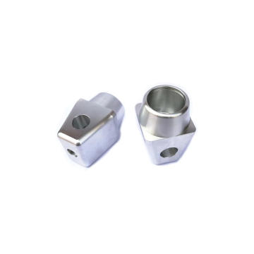 Precision equipment components milling