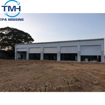 steel frame structure used warehouse buildings for sale