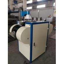 Cheese chamfering machine for cone yarn