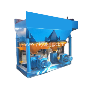 Mineral gold gravity separator machine