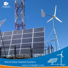 DELIGHT Horizontal Wind Solar Power Hybrid System