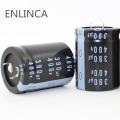1pcs EC801 Good quality 400v390uf Radial DIP Aluminum Electrolytic Capacitors 400v 390uf Tolerance 20% size 30x40MM 20%