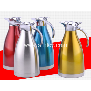 Stainless Steel Insulated Kettle Large Travel Bottle Vacuum
