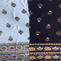 Fashion Design Rayon Print Fabric